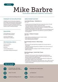 Advertising Agency Sample Resume 8 My Work Experience Includes Socialmedia  Marketing Agency Level And Nonprofit .