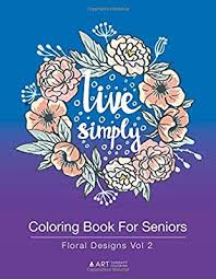 Getcolorings.com has more than 600 thousand printable coloring pages on sixteen thousand topics including animals, flowers, cartoons, cars, nature and many many more. Large Print Coloring Books For Seniors Graying With Grace