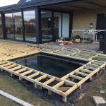 ... Amnagement Jardin Modification Terrasse Terrasse En Arras Faire Plot  Beton Pour Terrasse ...
