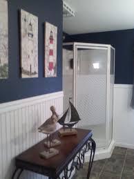 Nautical Bathroom Decorations Elegant Coastal Bathroom Decor Ideas In Small Cottage Design