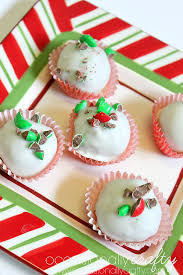 holiday cake balls. Contemporary Balls Occasionally Crafty Mu0026Mu0027s Hot Chocolate Holiday Cake Balls In