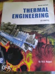 Heat and mass transfer book by r k rajput | Posot Class