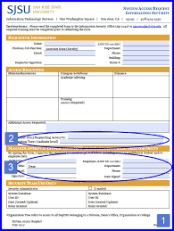 System Access Request Process   Information Technology Division ...