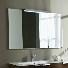Large Bathroom Bathroom Cool Large Bathroom Mirror Ideas With Floating Vanity