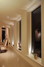 Living Room Light Design Living Room Lighting Design Mr Resistor Uplights In Window Sills