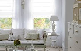 Interior Design White Living Room Living Room White Roller Blinds With Strapies Tecture For White