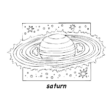 Printable Solar System Coloring Pages Solar System For Coloring