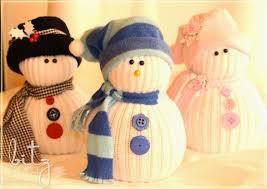tagged with diy sock snowman