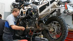 motorcycle maintenance tips prepare for a long trip