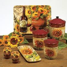 sunflower kitchen decor and with rustic kitchen decor and with in kitchen theme decor sets with