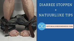 Oplossing diarree