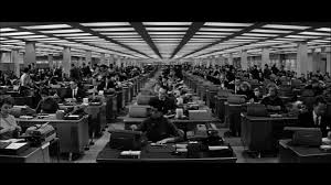 The Apartment 1960 Dir Billy Wilder Throwback Office Spaces