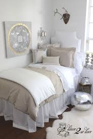 dorm room furniture ideas. nice neutral colors grey designer teen girl dorm room apartment u0026 home bedding furniture ideas