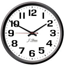 office wall clock. Delta Electric 16\ Office Wall Clock L