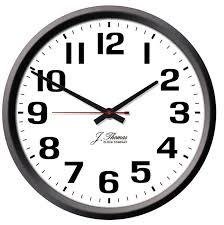 delta electric 16 wall clock by j thomas