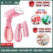 Bàn ủi Hơi Nước Cầm Tay Gấp Gọn Sokany SK-3060 Cao Cấp + TẶNG Khăn Tắm Nhật  Siêu Thấm tại Hà Nội