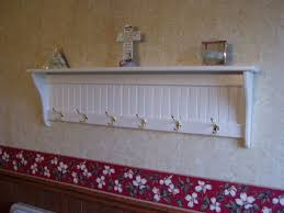 Coat Rack And Shelf Gorgeous Hand Made Coat Racks And Wall Shelves By Appletree Woodcrafts