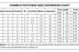 Mexican Shoe Sizes Conversion Kids Size To Us Inspiration
