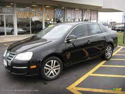 2006 Volkswagen Jetta 2.5 Sedan in Black - 633975 ...