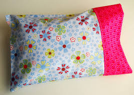 Free Pillowcase Pattern