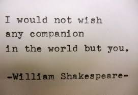 WILLIAM SHAKESPEARE Love Quote Typed On Typewriter Love Quote Cool Shakespeare Quotes About Love