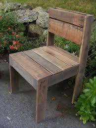 diy pallet lounge chair