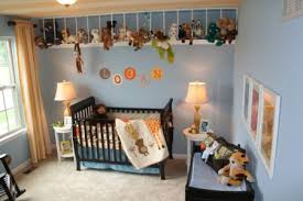 LOVE this idea for stuffed animal storage. Can later convert this to book  storage, to maximize floor space!