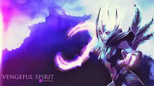 game wallpaper hd dota 2 vengeful spirit wallpapers background
