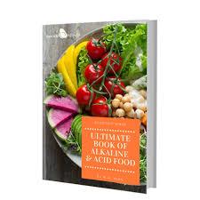 Free Complete Alkaline Food Chart Avocadoninja