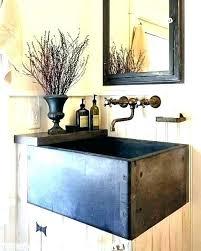 bathroom farm sink. Farmhouse Sink Bathroom Vanity Double Farm