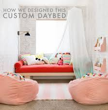 A Custom Daybed Story - Emily Henderson