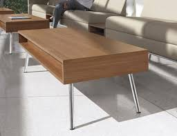 wind linear series coffee table by global