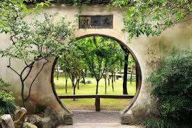 Small Picture Flowing Serenity The Chinese Garden Garden Life Style