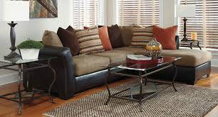Sectional Living Room Set Armant Mocha Sectional Living Room Set Signature Design By Ashley