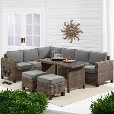 better homes wicker patio furniture