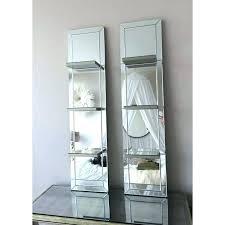 mirrored wall shelves mirror wall panels view larger mirror wall panels home depot mirrored wall shelf