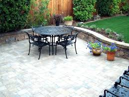 rubber patio pavers awesome beautiful outdoor rubber flooring