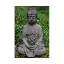 statue de bouddha décoration exterieur médiata