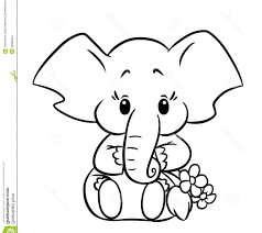Tribal Elephant Coloring Pages Master Coloring Pages