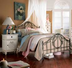 Metal Bed Bedroom Silver Metal Bed For Small Bedroom Ideas For Teenage Using Shabby