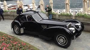 The 75 year history of each bugatti atlantic is entertaining conjecture for any bugatti enthusiast. 1938 Bugatti 57sc Atlantic Owned By Ralph Lauren Wins At Concorso D Eleganza Villa D Este