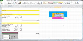 heat transfer l13 p1 heat equation excel solver