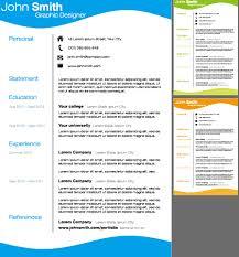 Resume template  Audacious sample    myCVfactory