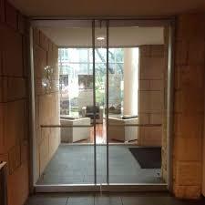 interior frameless glass door heavy doors bi fold