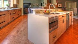 Microwave Drawer In Island Large Scale Entertaining This Kitchen  Is A Multi Tasking Showpiece47