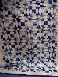 My Blue Heaven Bed Quilt | Free pattern, Patterns and Quilting ... & Barbara's Blue and White Star Quilt. Adamdwight.com