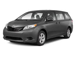 2013 Toyota Sienna Price, Trims, Options, Specs, Photos, Reviews ...