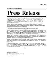 Press Release Template Word Wiini Co