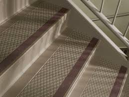 how to install vinyl stair treads over carpet carpet vinyl laminate on stairs