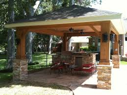 attached covered patio designs. Stand Alone Covered Patio Designs Cover Plans Free For Sale Design Books Attached 1600